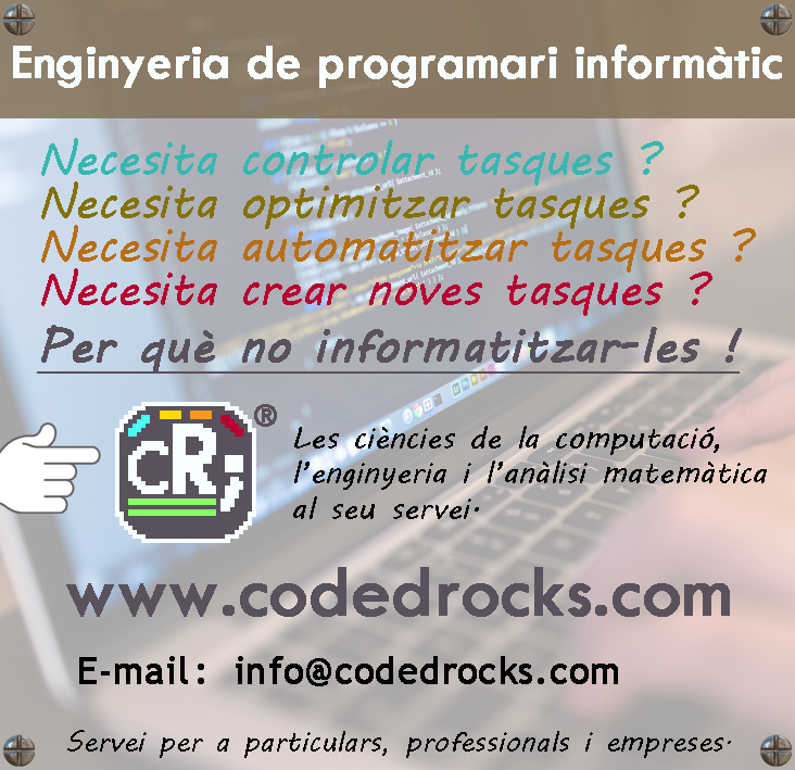 """Coded_Rocks"""